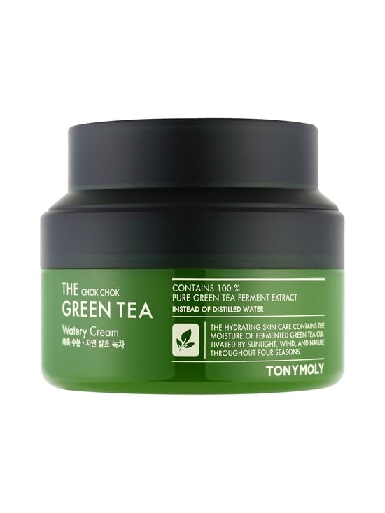 TONYMOLY - The Chok Chok Green Tea Watery Cream -kasvovoide 60 ml - NOCOL | Stockmann - photo 1