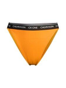 Calvin Klein Underwear - WB-Tanga -bikinialaosa - SF8 SUNRISE ORANGE   Stockmann