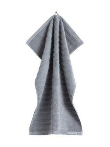 Gant Home - Organic Line -pyyhe 50 x 70 cm - 161 ELEPHANT GREY | Stockmann