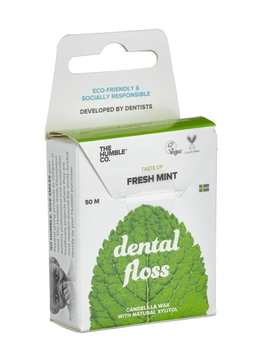 Humble Brush - Fresh Mint -hammaslanka 50 m - NOCOL   Stockmann - photo 1