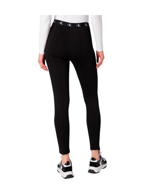 Calvin Klein Jeans - Milano CK Trim -leggingsit - BEH CK BLACK | Stockmann - photo 2