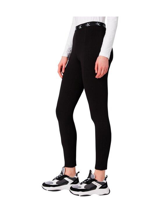 Calvin Klein Jeans - Milano CK Trim -leggingsit - BEH CK BLACK | Stockmann - photo 4