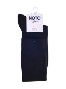 Note - Knee High -villasekoitepolvisukat - BLACK   Stockmann
