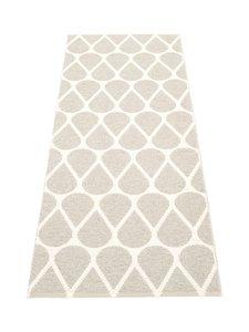 Pappelina - Otis-muovimatto 70 x 200 cm - LINEN/VANILLA (BEIGE) | Stockmann