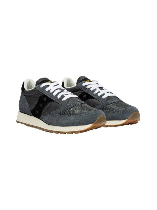 Saucony - Jazz Original Vintage -sneakerit - GREY/BLACK | Stockmann - photo 3