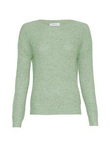 Moss Copenhagen - Bennet Mohair O Pullover -villasekoiteneule - RESEDA | Stockmann
