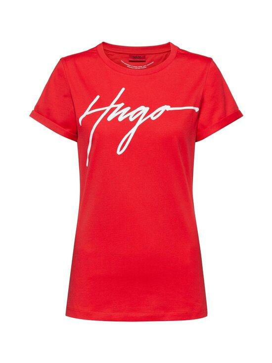 HUGO - The Slim Tee -paita - 623 BRIGHT RED | Stockmann - photo 1