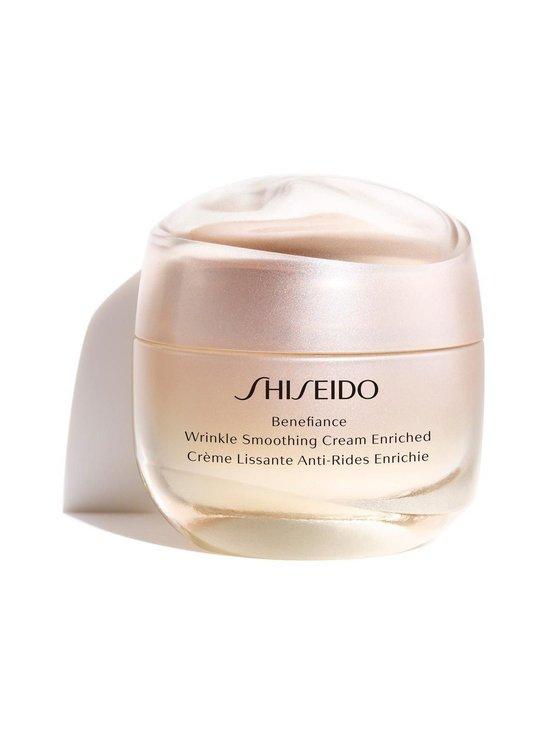 Shiseido - Benefiance Wrinkle Smoothing Cream Enriched -kasvovoide 50 ml - NOCOL | Stockmann - photo 1