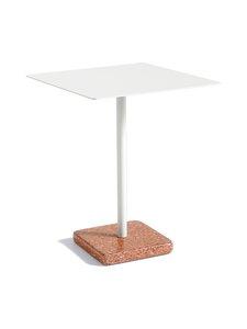 HAY - Terrazzo-pöytä 60 x 60 cm - RED TERRAZZO/SKY GREY | Stockmann