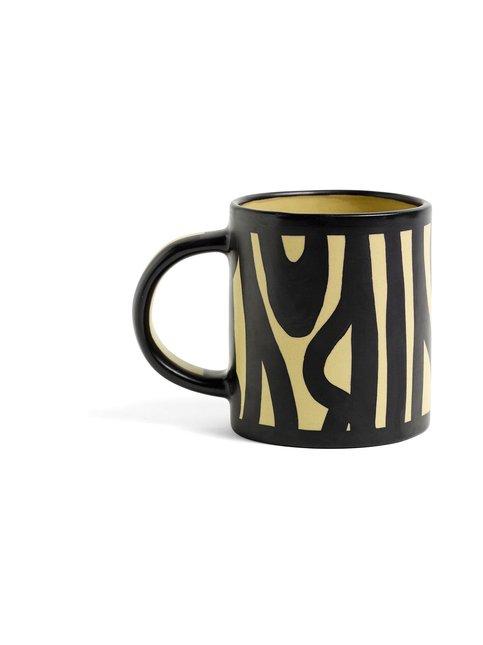 Hay – Wood Mug -muki