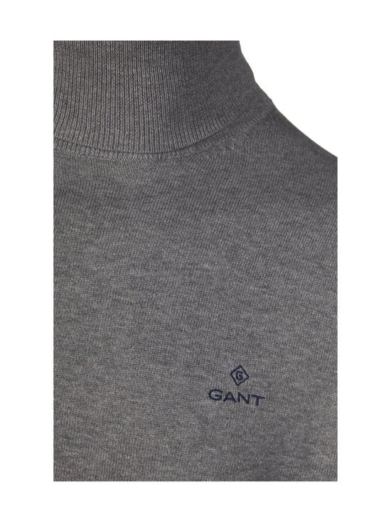 Classic Cotton Turtle Neck -neulepaita