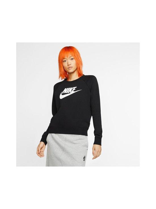 Nike - Sportswear Essential -collegepaita - BLACK/WHITE | Stockmann - photo 4