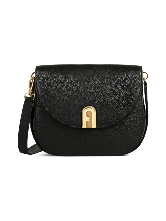 Sleek S Crossbody -nahkalaukku