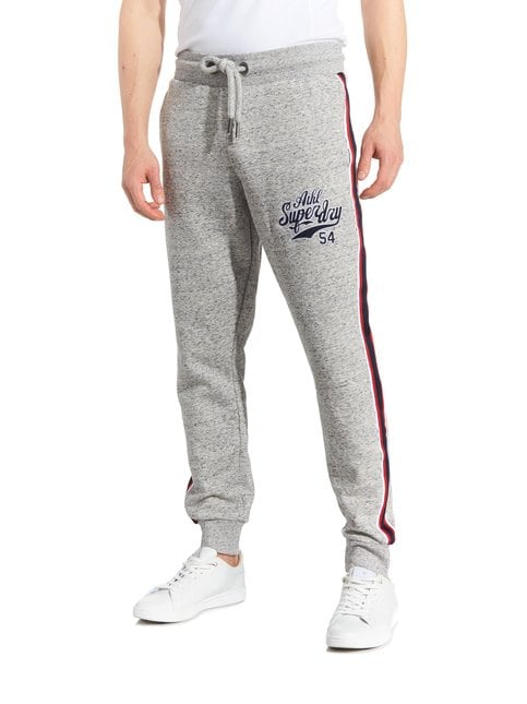 College Applique Jogger -collegehousut