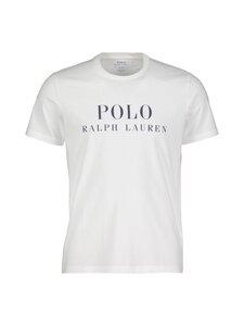 Polo Ralph Lauren - Crew Sleep Top -paita - 006 WHITE | Stockmann