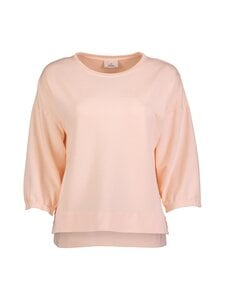 Deha - Viscose Crew Sweatshirt -collegepaita - 35304 PEACH ROSE | Stockmann