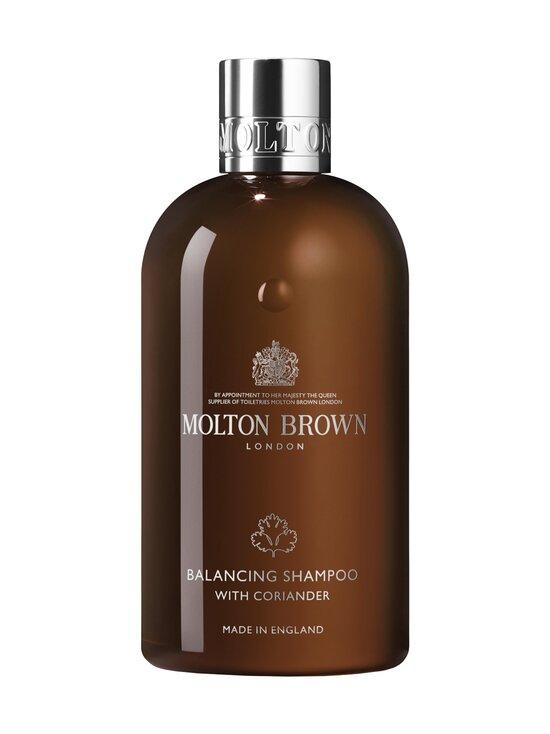 Molton Brown - Balancing Shampoo with Coriander -shampoo 300 ml - NOCOL   Stockmann - photo 1