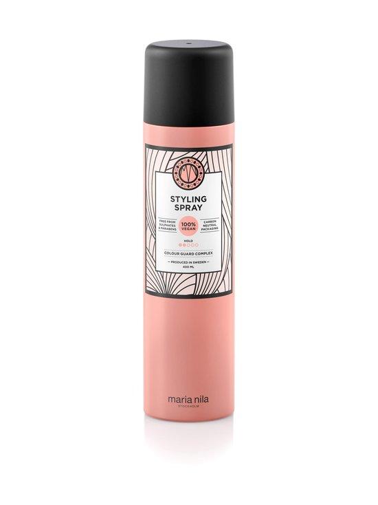 Maria Nila - Style & Finish Styling Spray -muotoiluneste 400 ml - NOCOL | Stockmann - photo 1