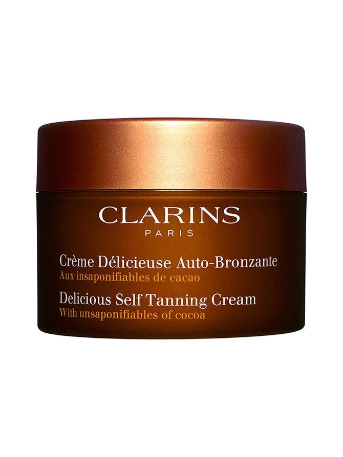 Delicious Self-Tanning Cream -itseruskettava voide 150 ml
