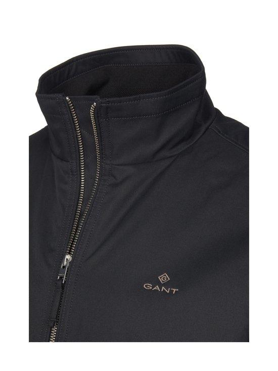 GANT - The Hampshire Jacket -takki - 5 BLACK | Stockmann - photo 3