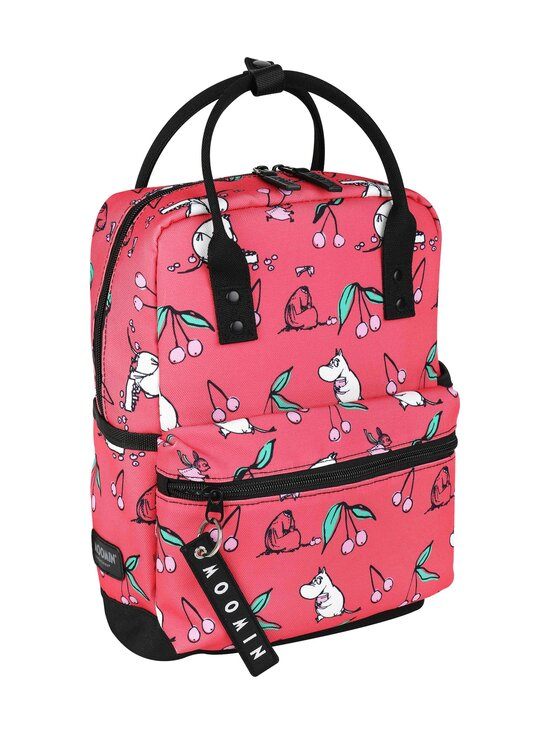 Muumi - Viuhti Backpack Cherry -reppu - RED | Stockmann - photo 3