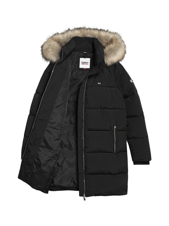 Tommy Jeans - Tjw Modern Puffa Coat -takki - BDS BLACK | Stockmann - photo 5