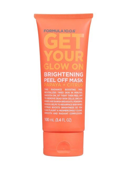 Get Your Glow On -kirkastava Peel Off -naamio