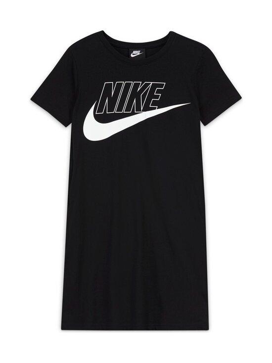 Nike - Sportswear T-Shirt Dress -mekko - BLACK/WHITE | Stockmann - photo 1