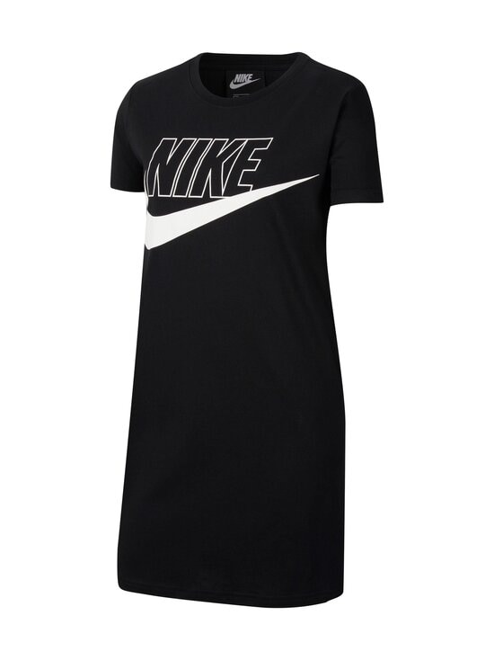 Nike - Sportswear T-Shirt Dress -mekko - BLACK/WHITE | Stockmann - photo 3