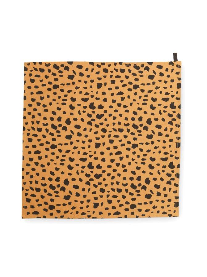 Cheetah Spots -keittiöpyyhe 60 x 60 cm