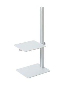 String - Museum Sidetable -sivupöytä 24 x 30 x 76 cm - ALUMINUM | Stockmann