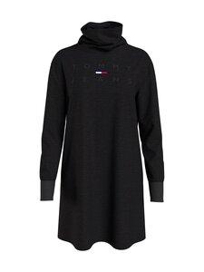 Tommy Jeans - TJW MOCK NECK LOGO DRESS -mekko - BDS BLACK | Stockmann
