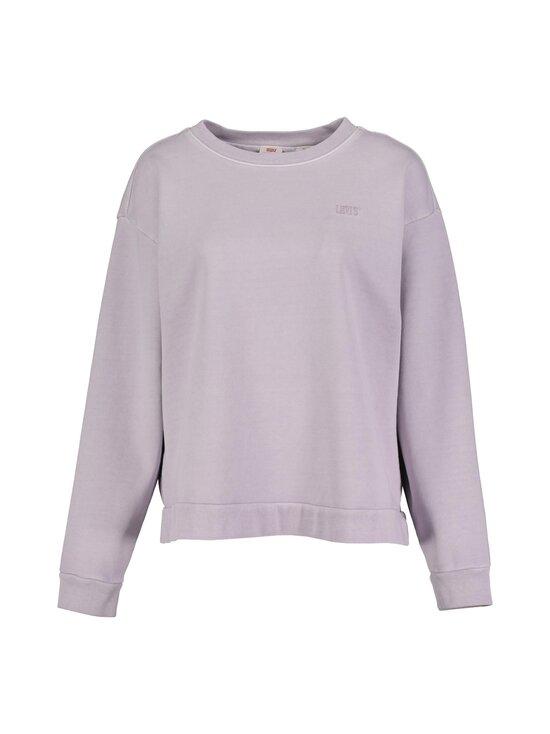 Levi's - Diana Crewneck Sweatshirt -collegepaita - LIGHT/PASTEL PURPLE | Stockmann - photo 1