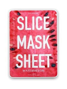 KOCOSTAR - Slice Mask Sheet Watermelon -kasvonaamiot - null | Stockmann