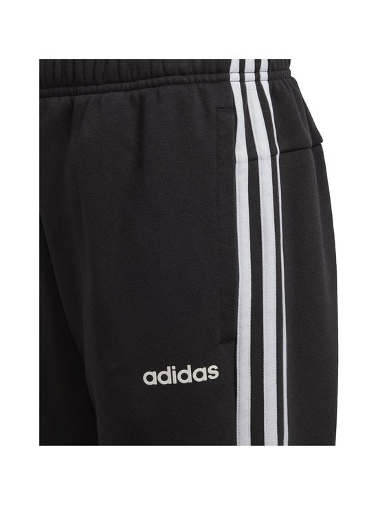 adidas Performance - Essentials 3-Stripes -collegehousut - BLACK/WHITE   Stockmann - photo 3