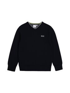 Hugo Boss Kidswear - Puuvillaneule - 849 NAVY | Stockmann
