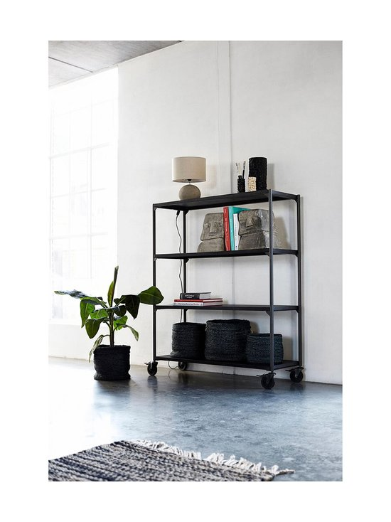 Muubs - 23-kirjahylly 120 x 140 x 40 cm - BLACK | Stockmann - photo 2