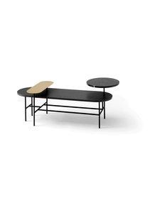 &tradition - Palette Lounge JH7 -pöytä - BLACK | Stockmann