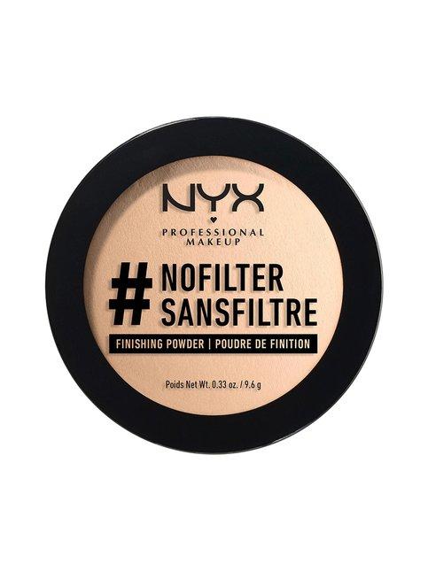 NoFilter Finishing Powder -viimeistelypuuteri