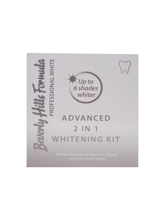 Beverly Hills Formula - Professional White 2 in 1 Whitening Kit -hampaidenvalkaisupakkaus - NOCOL | Stockmann - photo 1
