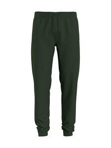 Tommy Jeans - Slim Fleece Sweatpant -housut - LDB DARK OLIVE | Stockmann