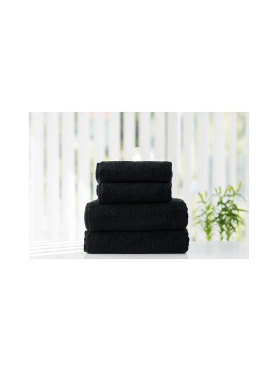 LUIN LIVING - Your Home Your Spa -pyyhe - BLACK | Stockmann - photo 3