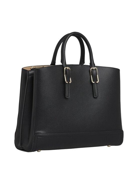 Tommy Hilfiger - Honey Workbag -laukku - 0GJ BLACK | Stockmann - photo 2