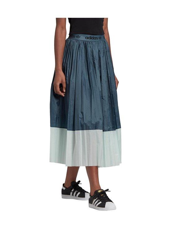 adidas Originals - Pleated Skirt -hame - LEGACY BLUE | Stockmann - photo 3