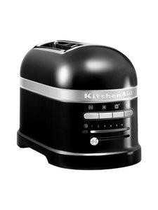 KitchenAid - Artisan 2204EOB -leivänpaahdin - MUSTA | Stockmann