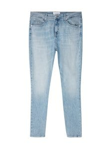 Calvin Klein Jeans Plus - Plus Size High Rise Skinny -farkut - 1AA AB103 ICN LIGHT BLUE   Stockmann