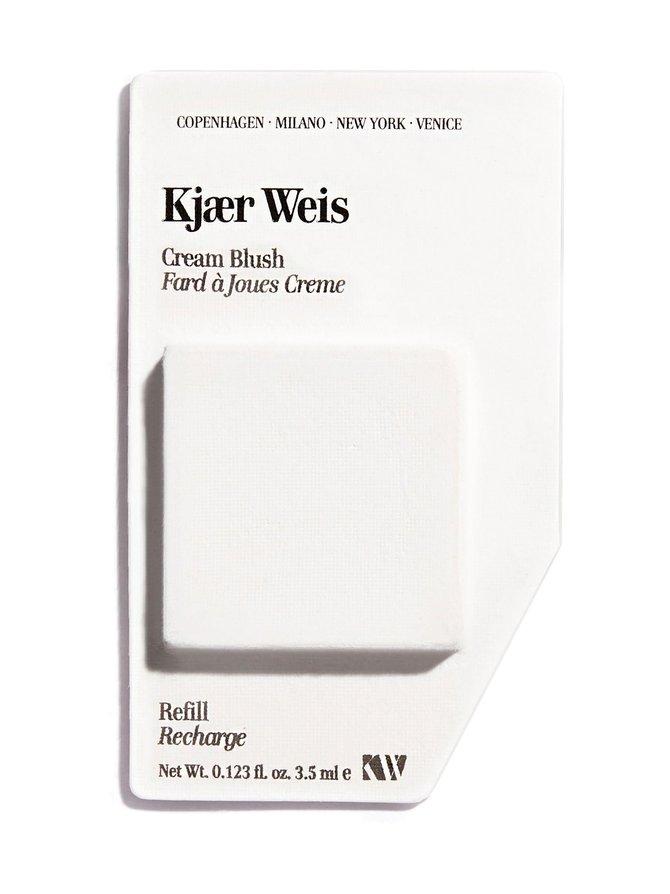 Cream Blush Refill -voidemainen poskipuna, täyttöpakkaus