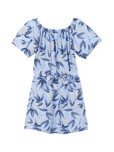 Mayoral - Printed dress puff sleeve -mekko - 96 SKY | Stockmann