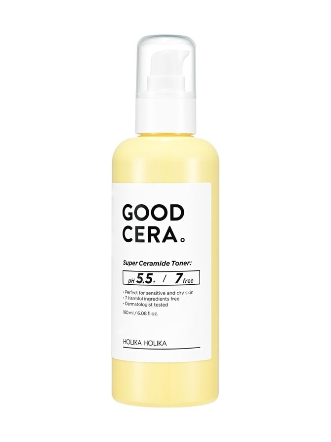 Good Cera Super Ceramide Toner -kasvovesi 180 ml
