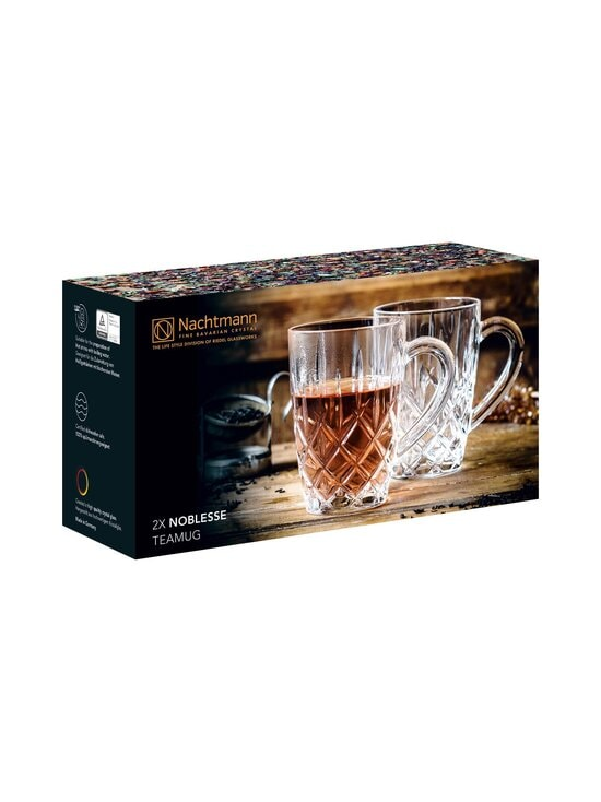 Nachtmann - Noblesse Hot Drink Mug -lasi 4 kpl - KIRKAS | Stockmann - photo 2